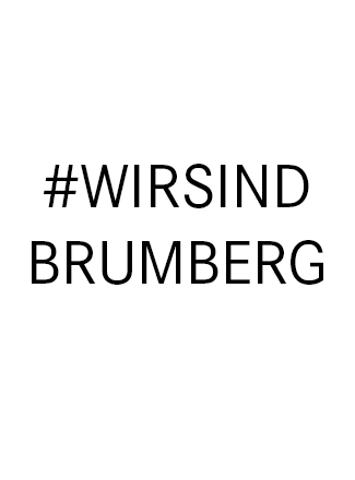 #wirsindbrumberg mobil weiß